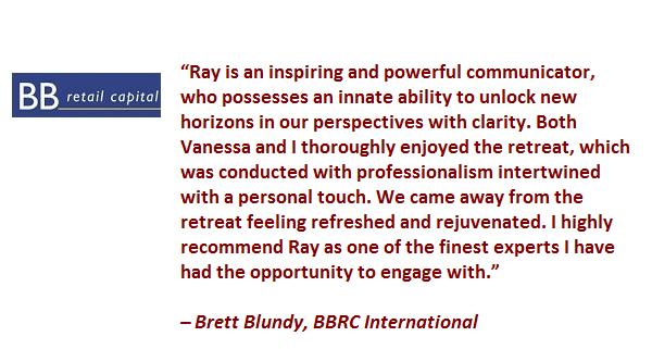 Raymond Jefferson Testimonial - BBRC Retail